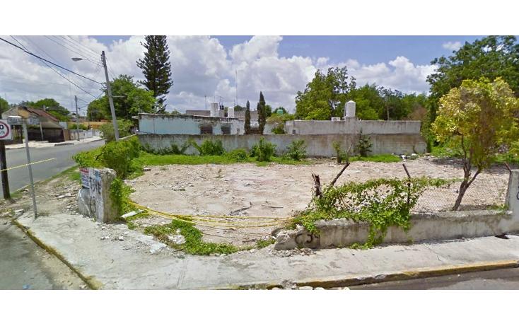 Foto de terreno comercial en renta en  , garcia gineres, mérida, yucatán, 1274661 No. 01