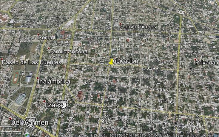 Foto de terreno comercial en renta en  , garcia gineres, mérida, yucatán, 1274661 No. 04