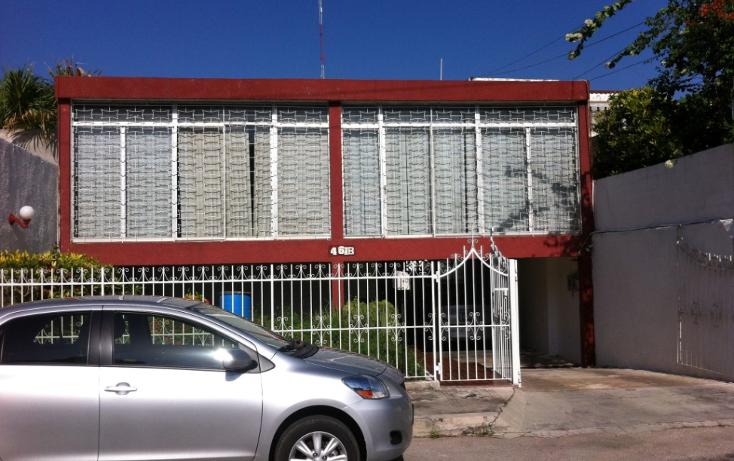Foto de casa en venta en  , garcia gineres, mérida, yucatán, 1356513 No. 01