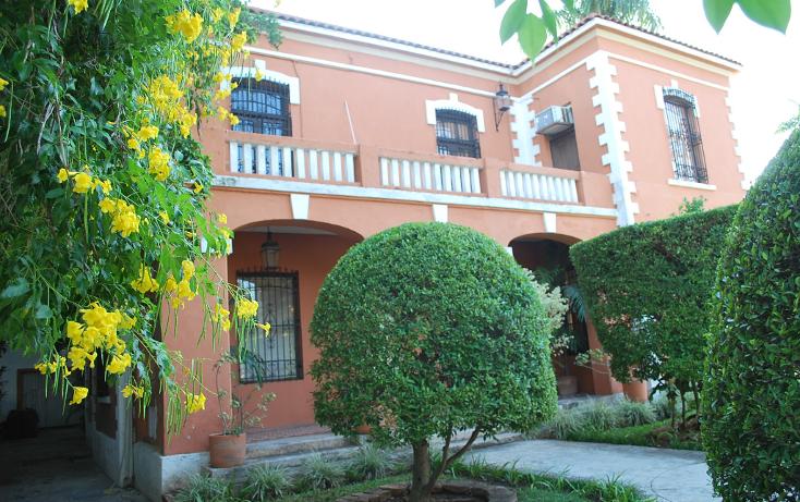 Foto de casa en venta en  , garcia gineres, mérida, yucatán, 1380817 No. 01