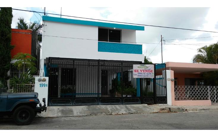 Foto de casa en venta en  , garcia gineres, m?rida, yucat?n, 1418771 No. 01