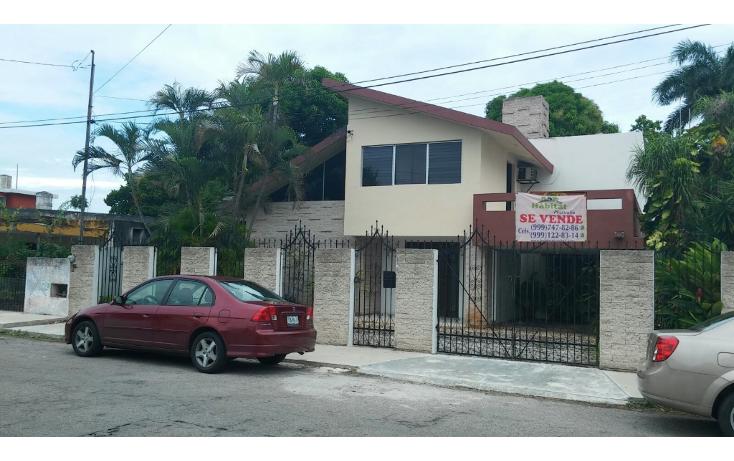 Foto de casa en venta en  , garcia gineres, m?rida, yucat?n, 1423431 No. 01