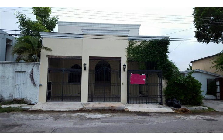 Foto de casa en venta en  , garcia gineres, mérida, yucatán, 1437729 No. 01