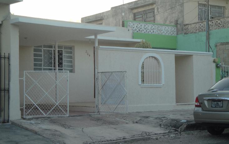 Foto de casa en venta en  , garcia gineres, mérida, yucatán, 1517861 No. 01