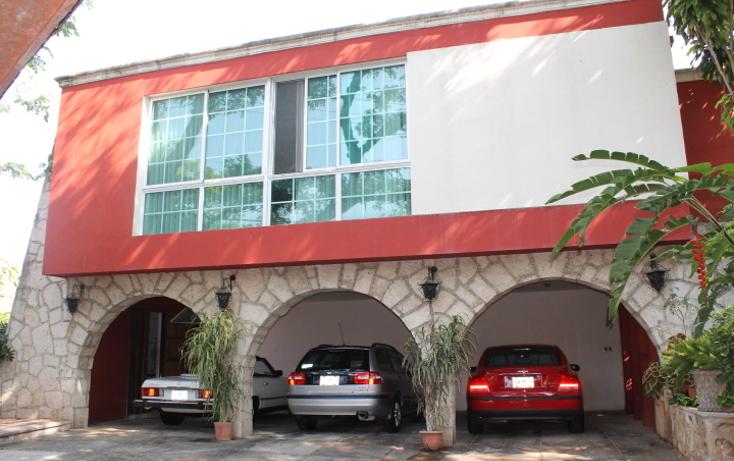 Foto de casa en venta en  , garcia gineres, mérida, yucatán, 1548666 No. 02