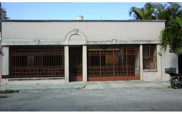 Foto de casa en venta en  , garcia gineres, mérida, yucatán, 1555118 No. 01