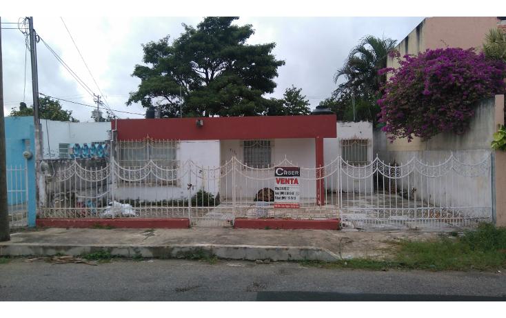 Foto de casa en venta en  , garcia gineres, mérida, yucatán, 1555794 No. 01