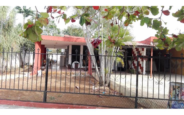 Foto de casa en venta en  , garcia gineres, mérida, yucatán, 1691752 No. 01