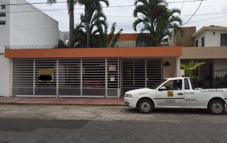 Foto de casa en venta en  , garcia gineres, mérida, yucatán, 1764790 No. 01