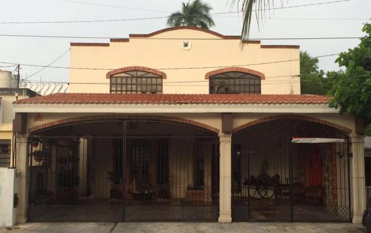 Foto de casa en venta en  , garcia gineres, mérida, yucatán, 1815378 No. 01