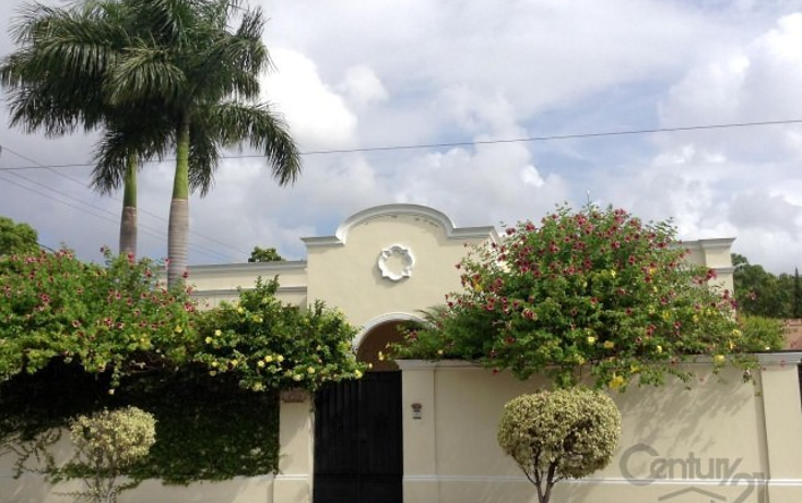 Foto de casa en venta en  , garcia gineres, m?rida, yucat?n, 1860418 No. 01