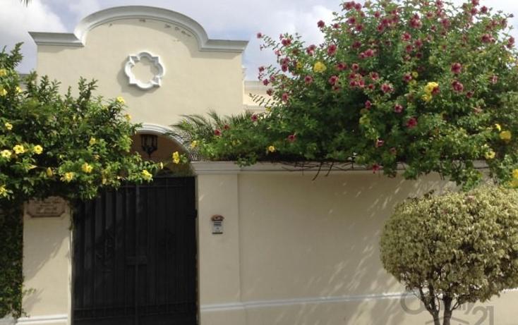 Foto de casa en venta en  , garcia gineres, m?rida, yucat?n, 1860418 No. 02