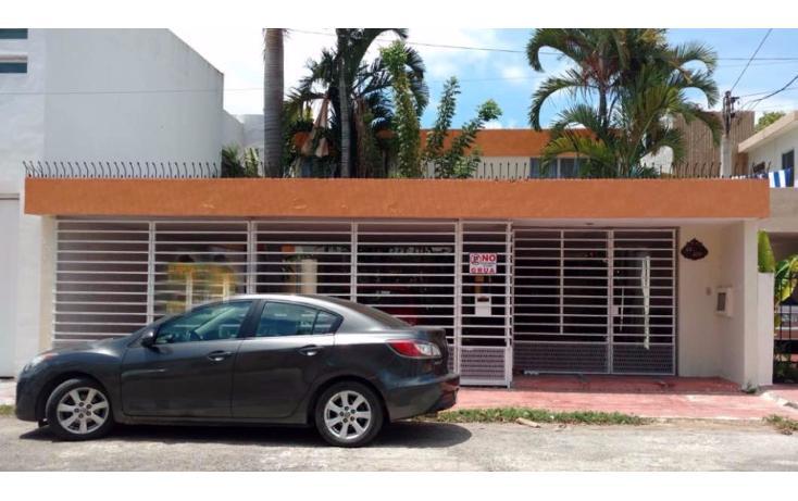 Foto de casa en venta en  , garcia gineres, mérida, yucatán, 1911266 No. 01