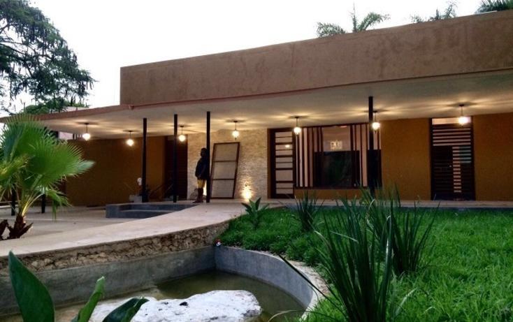 Foto de casa en venta en  , garcia gineres, mérida, yucatán, 2014848 No. 01