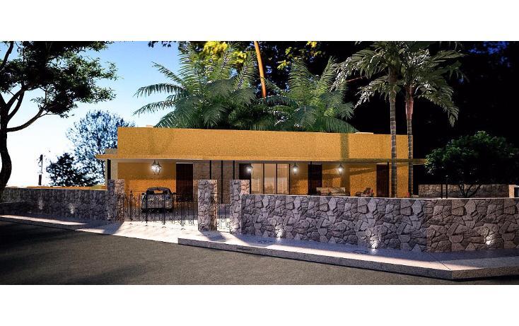 Foto de casa en venta en  , garcia gineres, mérida, yucatán, 2014848 No. 18