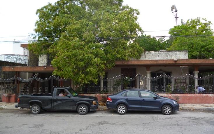 Foto de casa en venta en  , garcia gineres, mérida, yucatán, 2027974 No. 01