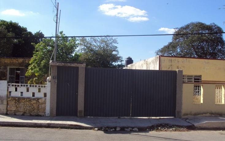 Foto de terreno habitacional en venta en  , garcia gineres, m?rida, yucat?n, 448036 No. 01