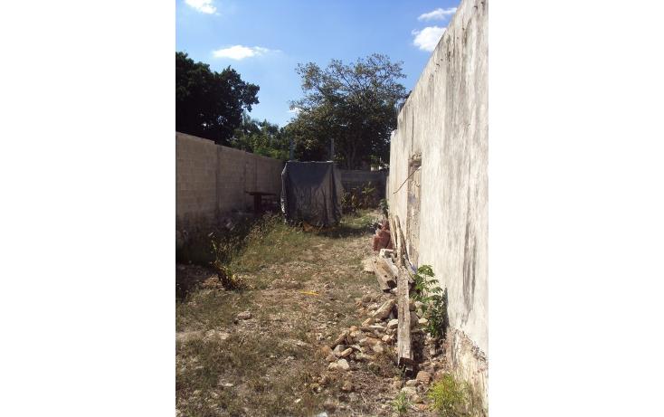 Foto de terreno habitacional en venta en  , garcia gineres, m?rida, yucat?n, 448036 No. 03