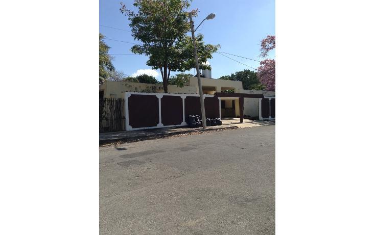 Foto de casa en venta en  , garcia gineres, mérida, yucatán, 749557 No. 01