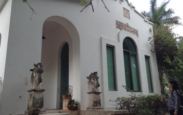 Foto de casa en venta en, garcia gineres, mérida, yucatán, 795671 no 01