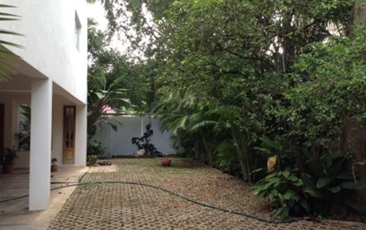 Foto de casa en venta en  , garcia gineres, mérida, yucatán, 795671 No. 30