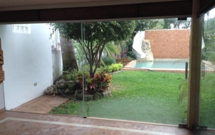 Foto de casa en venta en  , garcia gineres, mérida, yucatán, 795671 No. 35