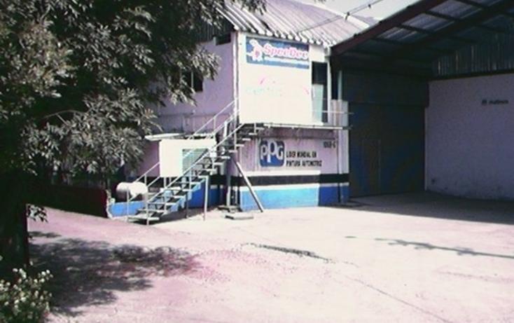 Foto de nave industrial en renta en  , garcimarrero, álvaro obregón, distrito federal, 1091511 No. 04