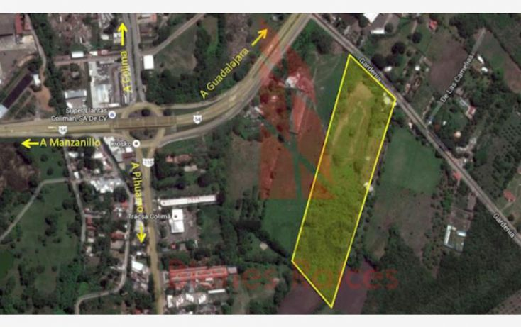 Foto de terreno comercial en venta en gardenia, las bugambilias, colima, colima, 1390473 no 01