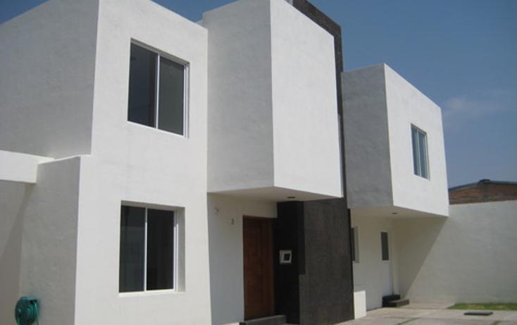 Foto de casa en renta en  , garita de jalisco, san luis potosí, san luis potosí, 1091893 No. 01
