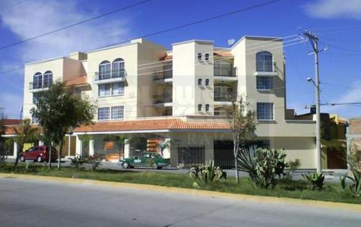 Foto de departamento en renta en  , garita de jalisco, san luis potosí, san luis potosí, 1091897 No. 01