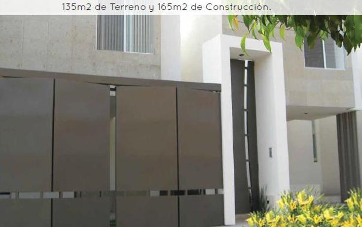 Foto de casa en venta en  , garita de jalisco, san luis potosí, san luis potosí, 1128973 No. 02