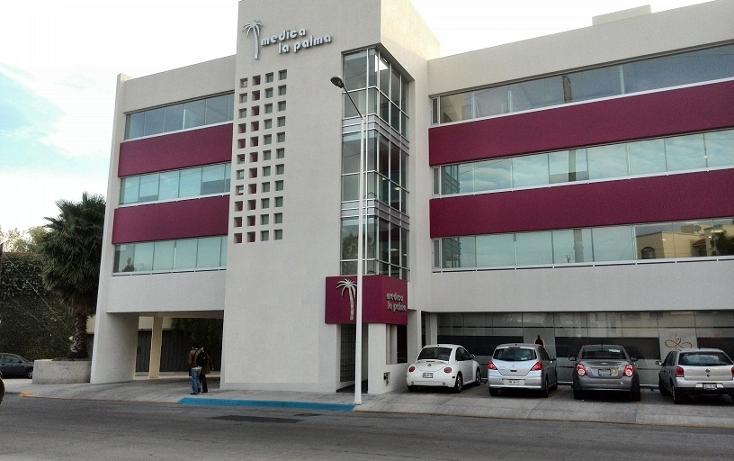 Foto de oficina en renta en  , garita de jalisco, san luis potosí, san luis potosí, 1199511 No. 01