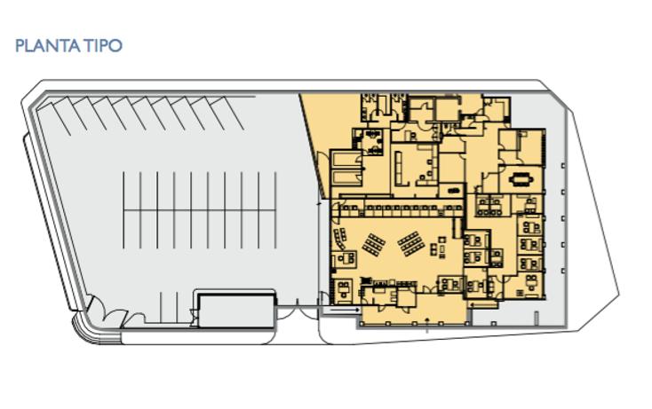 Foto de edificio en renta en  , garza nieto, monterrey, nuevo león, 1664188 No. 20