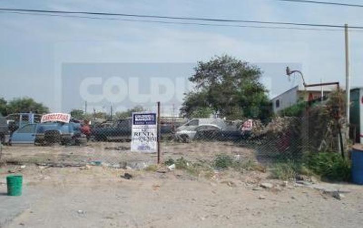Foto de terreno comercial en renta en gaseoducto pemex y con calle paralela a carretera mty. , granjas económicas del norte, reynosa, tamaulipas, 1836670 No. 01