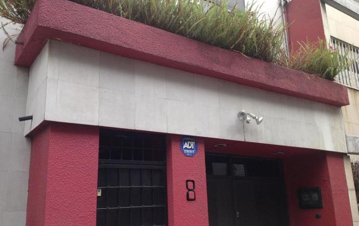 Foto de casa en renta en gaus 1, anzures, miguel hidalgo, distrito federal, 1483613 No. 02