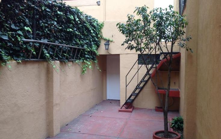 Foto de casa en renta en gaus 1, anzures, miguel hidalgo, distrito federal, 1483613 No. 23