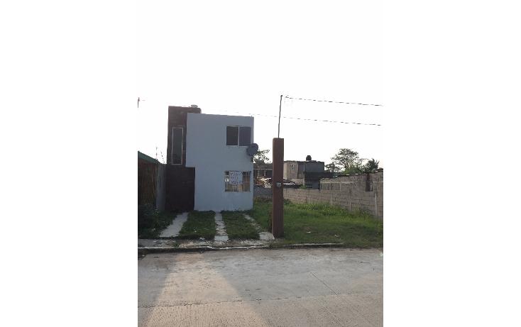 Foto de casa en venta en  , gaviotas norte, centro, tabasco, 1647718 No. 01