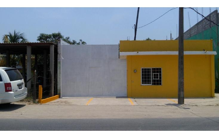 Foto de nave industrial en renta en  , gaviotas norte, centro, tabasco, 2038666 No. 01