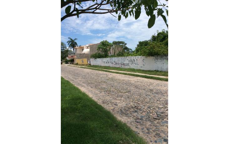 Foto de terreno habitacional en venta en  , gaviotas, puerto vallarta, jalisco, 1318107 No. 01