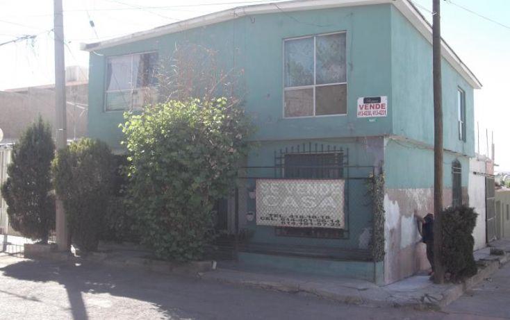Foto de casa en venta en, genaro vázquez, chihuahua, chihuahua, 1843144 no 01