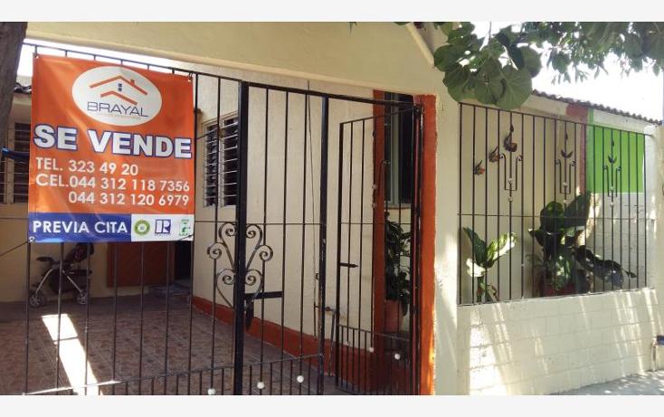 Foto de casa en venta en  215, manuel alvarez, villa de álvarez, colima, 1993678 No. 01