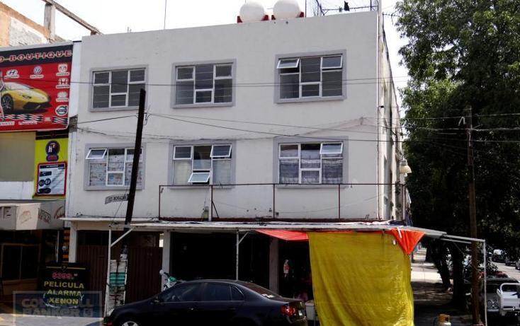 Foto de edificio en venta en  , general ignacio zaragoza, venustiano carranza, distrito federal, 1950921 No. 01