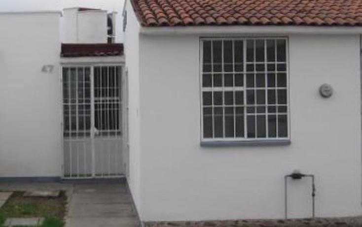 Foto de casa en condominio en venta en  , geo plazas, querétaro, querétaro, 1358769 No. 01