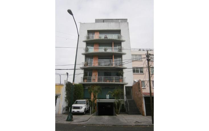 Foto de departamento en venta en  , napoles, benito juárez, distrito federal, 1695684 No. 01