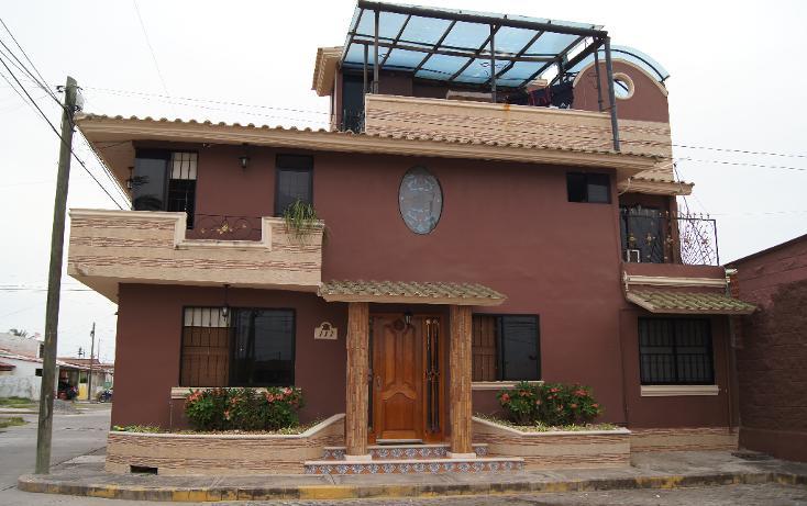 Foto de casa en venta en  , geovillas del puerto, veracruz, veracruz de ignacio de la llave, 1558798 No. 01