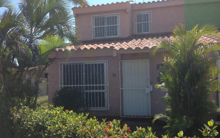 Foto de casa en condominio en venta en  , geovillas del puerto, veracruz, veracruz de ignacio de la llave, 1664776 No. 01