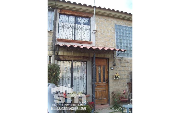 Foto de casa en venta en  , geovillas el campanario, san pedro cholula, puebla, 1066867 No. 01