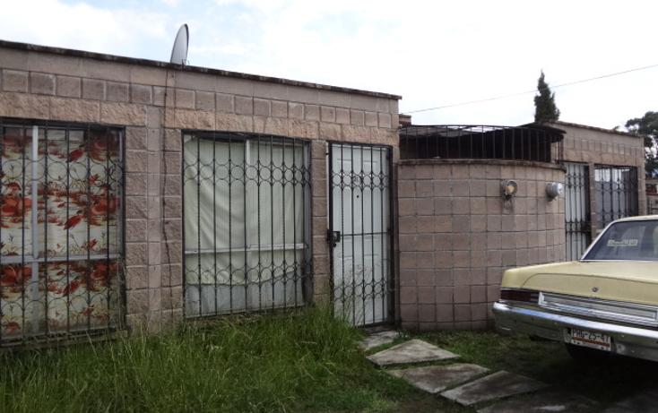 Foto de casa en venta en  , geovillas el nevado, almoloya de juárez, méxico, 1284155 No. 01