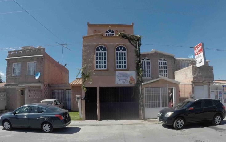 Foto de casa en venta en  , geovillas el nevado, almoloya de juárez, méxico, 2000958 No. 01