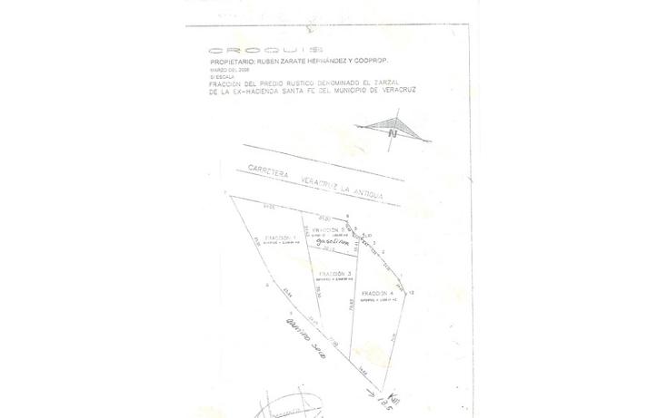 Foto de terreno comercial en venta en  , geovillas los pinos, veracruz, veracruz de ignacio de la llave, 1067739 No. 02